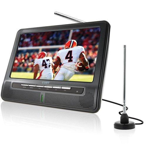 Coby TFTV792 televisor portátil - TV portátil (ATSC): Amazon.es: Electrónica