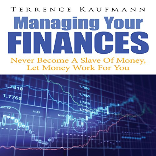 Managing Your Finances audiobook cover art