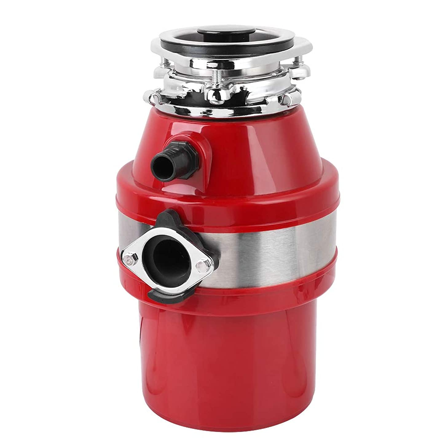Durable Garbage Disposal, Household Food Waste Disposer, 4000rmp 3/4 HP 550W, US Plug
