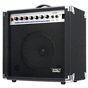 Soundking AK20-GR Gitarrencombo – 2-Kanal, 60 Watt