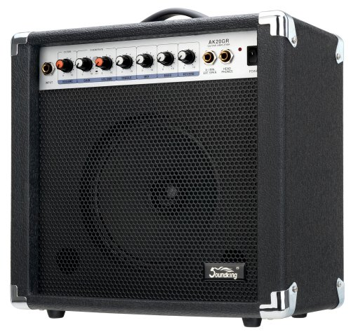 Soundking AK20-GR Gitarrencombo - 2-Kanal, 60 Watt