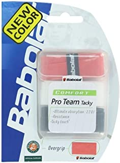 Babolat Pro Team Tacky Overgrips , Assorted by Babolat