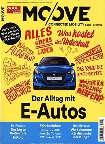 auto motor sport MOOVE 3/2019