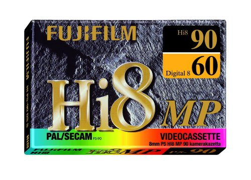 Fujifilm Fujifilm 90min 8mm Hi8videocámara