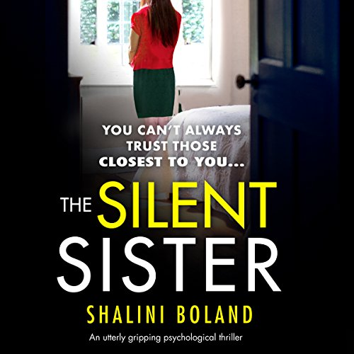 Couverture de The Silent Sister