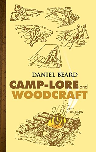 Camp-Lore and Woodcraft (English Edition)