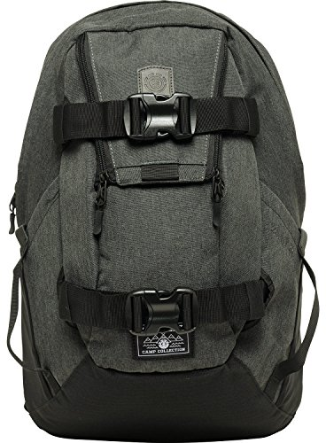 Element The Daily Rucksack, Laptopfach, 25 L Farbe: Black