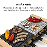 Zoom IMG-2 klarstein chateaubriand nuovo raclette con