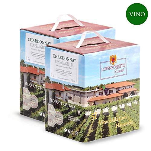 Vino bianco Bag-in-Box