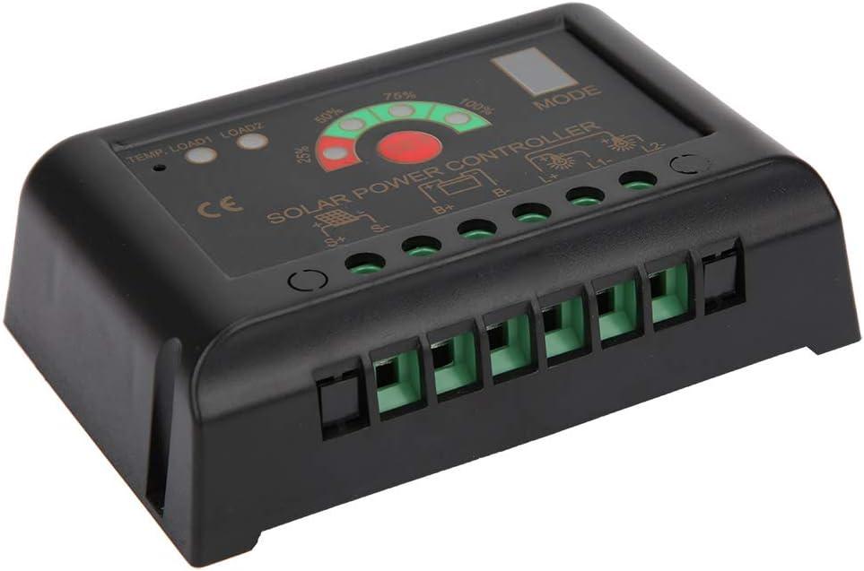 Solar Panel Battery wholesale Regulator Max 90% OFF 20A 24V Waterproof Adjustable 12