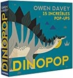 Dinopop: 15 increíbles pop-ups (Spanish Edition)