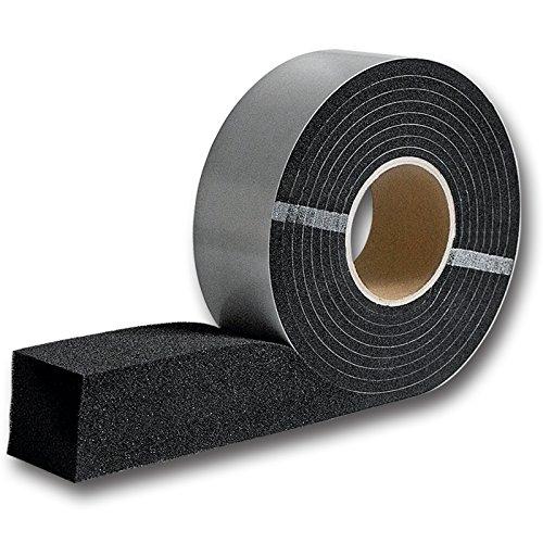 3D Multifunktionsband, Fensterband, Quellband, Breite: 74mm, Länge 8m, geprüft nach BG1 / BGR, geeignet für Fugenbreite 6-16mm