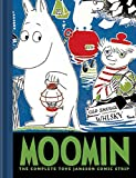 Moomin book 3: The Complete Tove Jansson Comic Strip