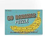 Gift Republic- Rompecabezas Go Bananas. (GR670015)