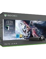 Microsoft Xbox One X 1TB Console |Star Wars Jedi: Fallen Order-bundel (1TB)
