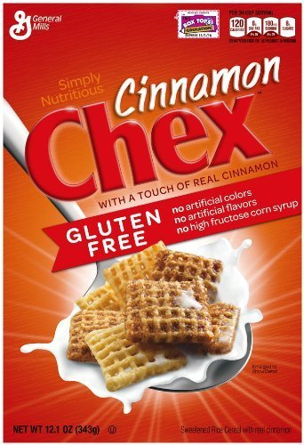 Cinnamon Chex, 12.1 Ounce - 2 Pack