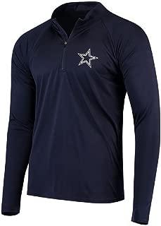 Dallas Cowboys River Quarter-Zip Pullover