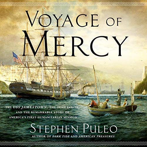 Voyage of Mercy audiobook cover art