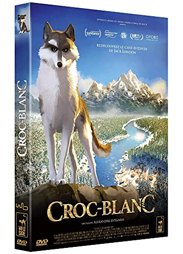 Croc-Blanc - DVD