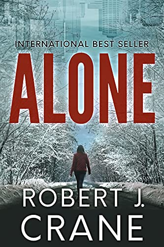Alone: A Paranormal Mystery Thriller (The Girl in the Box Book 1) (English Edition)
