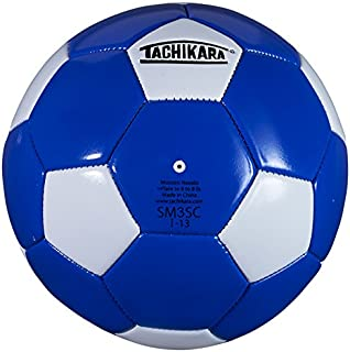 TACHIKARA Dual Colored Soft PU Soccer Ball