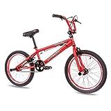 20' BMX Bike Kids Core 360 Rotor Freestyle Red - (20 Inch)