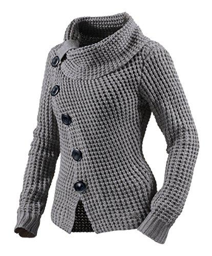Mogul Damen Pullover Marlies Comb Knit Artikel-Nr.13310860-8145 L