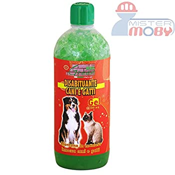 DISSUASIF REPOUSSANT ANTI CHIENS CHATS NATURAL GEL (+DURATION) 1 LT