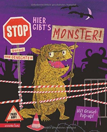 Hier gibt\'s Monster!