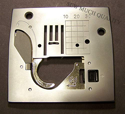 Learn More About Replacement Needle Throat Plate Zig Zag Babylock BL37 BL6300 BL6800 Brother PS2250 ...