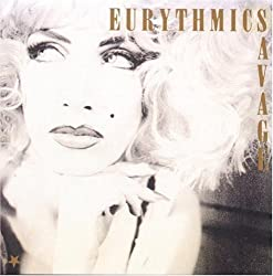 Savage by Eurythmics (1990) Audio CD