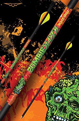 Black Eagle Zombie Slayer Crossbow Fletched Carbon...