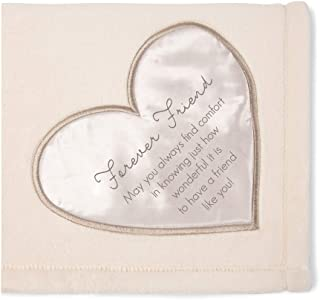 Pavilion Gift Company 19506 Comfort Forever Friend Thick Warm 320 GSM Royal Plush Throw Blanket