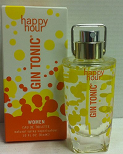 Gin Tonic Happy Hour Woman Eau de Toilette 30 ml EDT Spray