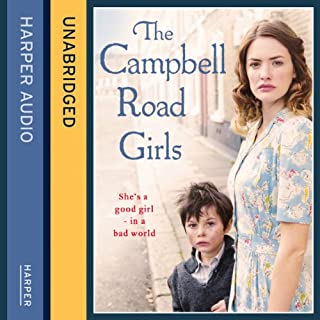 The Campbell Road Girls cover art