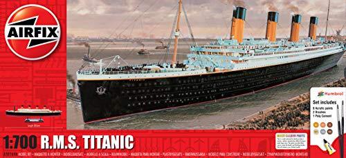 Airfix RMS Titanic 1:400 Passenger Ship Plastic...