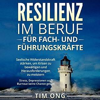 Resilienz im Beruf für Fach- und Führungskräfte Titelbild