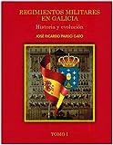 Regimientos Militares en Galicia, I. Historia y evolución