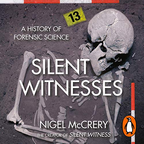 Couverture de Silent Witnesses