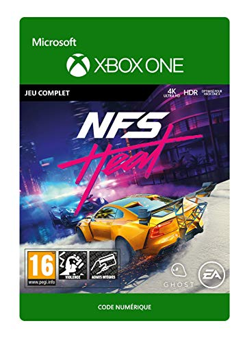 Need for Speed : Heat Standard Edition| Xbox One – Code Jeu à Télécharger