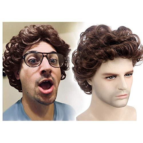 adquirir pelucas rizadas hombre