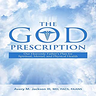 The God Prescription cover art