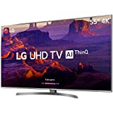 Smart TV LED 55'' PRO Ultra HD 4K LG 55UM761, 4 HDMI, 2 USB, Wi-Fi, ThinQ Al, Conversor Digital, Controle Smart Magic
