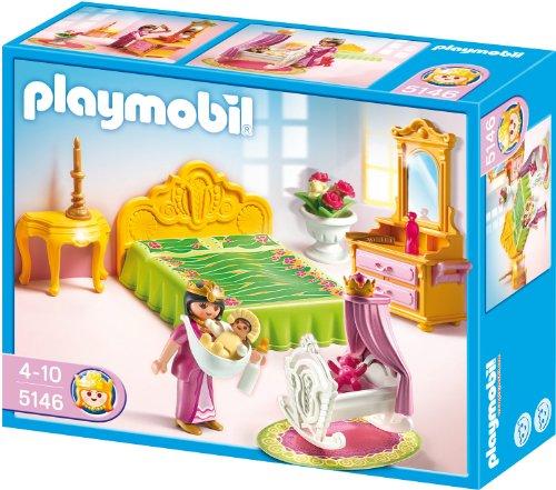 Playmobil 5146 - Schlafgemach mit Babywiege