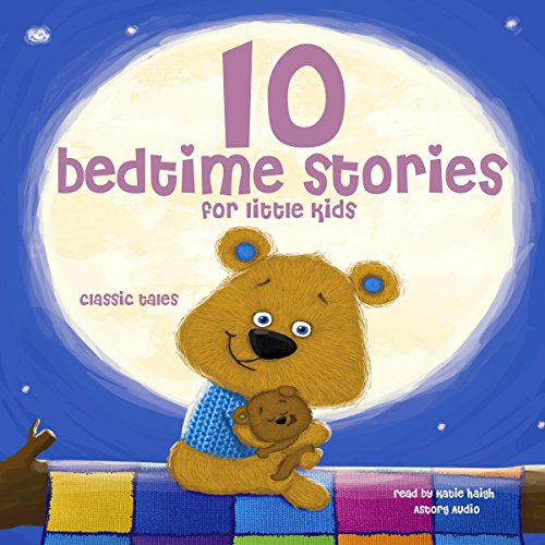 10 Bedtime Stories For Little Kids cover art