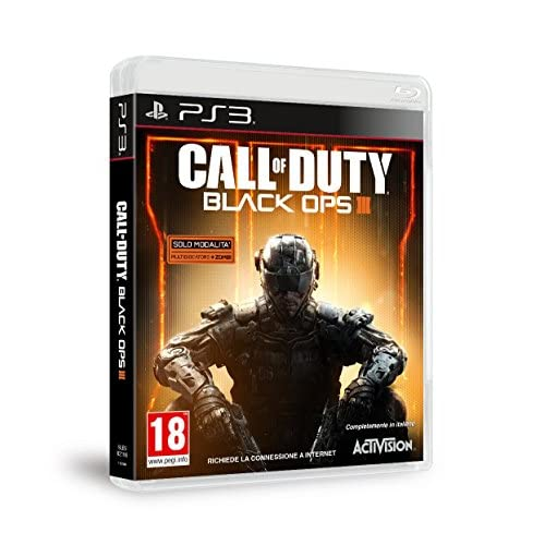 Call of Duty Black Ops III - Standard Edition - PlayStation 3