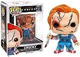 HOOPOO Figura Pop!La Novia de Chucky - Chucky de colección de Vinilo a Partir de la Figura del Horro...