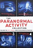The Paranormal Activity Collection [Paranormal Activity 1 - 4]