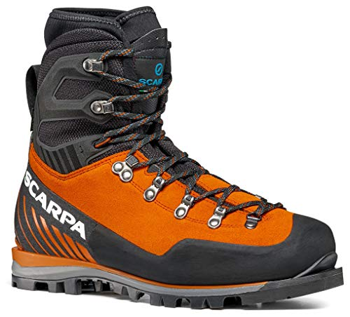 SCARPA Mont Blanc Pro GTX Mountaineering Boot - Men's Tonic, 42.5
