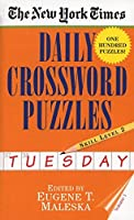 New York Times Daily Crossword Puzzles (Tuesday), Volume I by New York Times(1996-12-28)